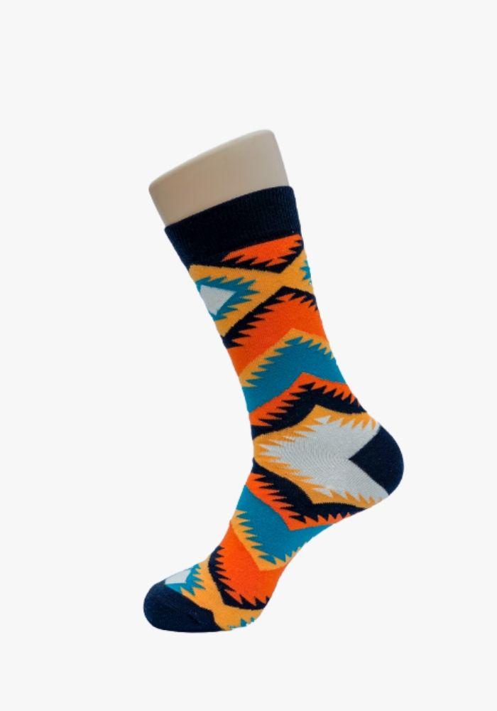 Apex-smiley-socks